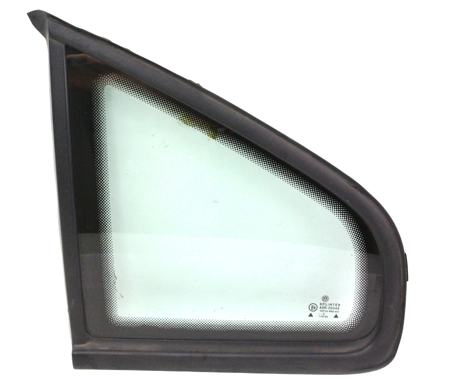 Lh Rear Small Side Quarter Window Glass 98 01 Vw Passat B5