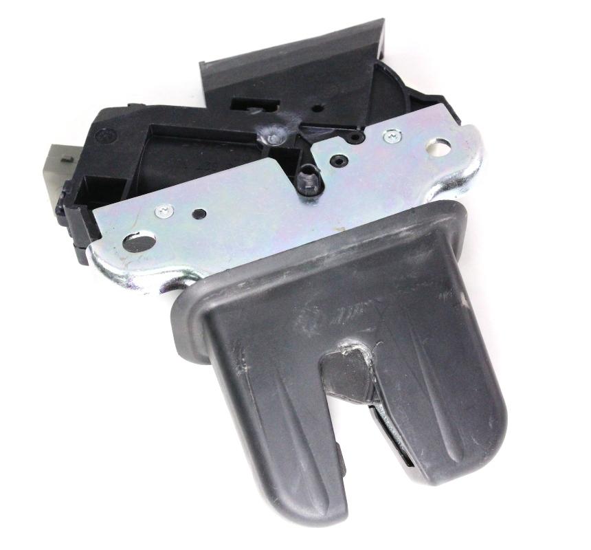 Trunk Lid Latch Lock 05 10 Vw Jetta Mk5 Sedan Genuine