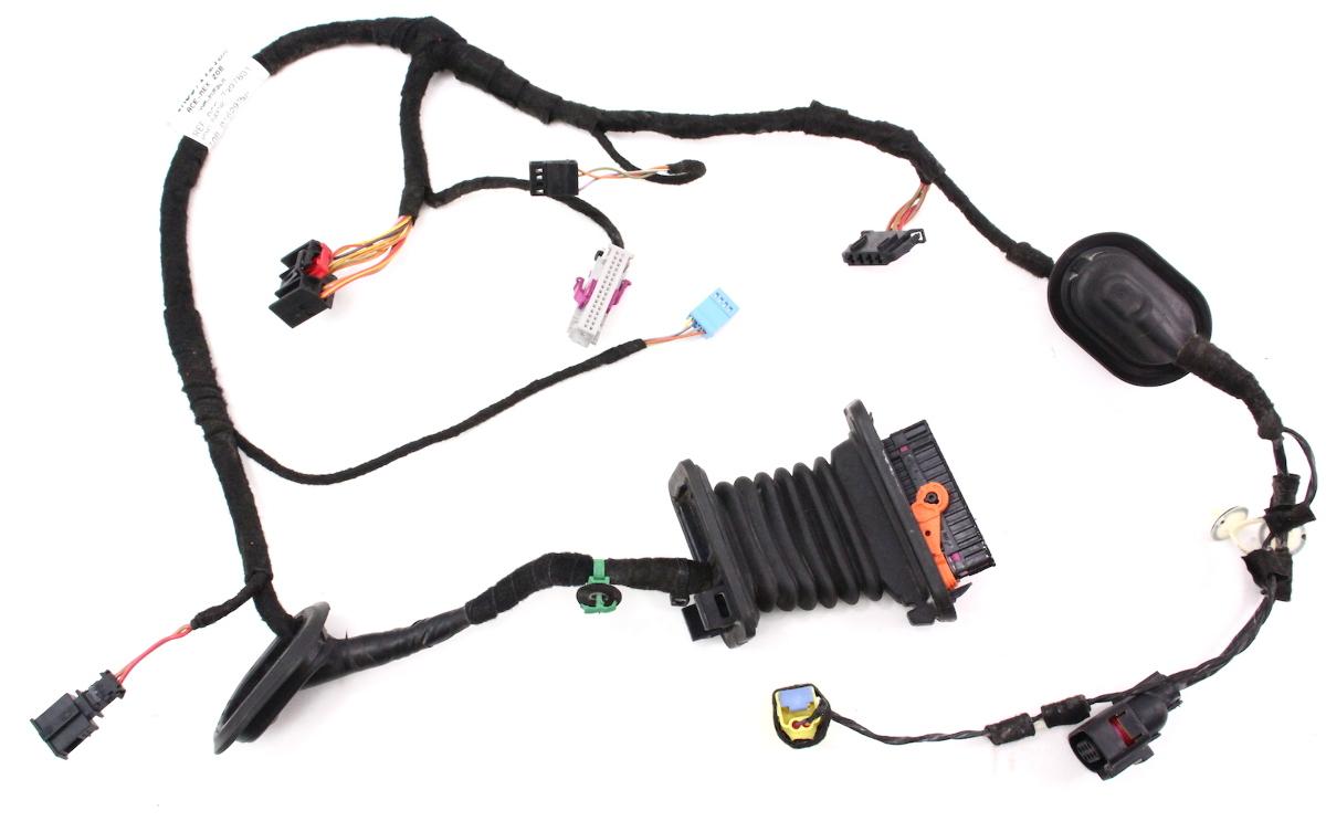 Rh Rear Door Wiring Harness 05 10 Vw Jetta Mk5 1k5 971 Volkswagen Rabbit 09 Carparts4sale Inc
