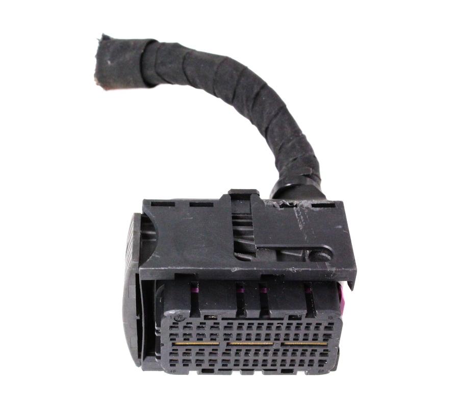 Ecu Engine Computer Plug Pigtail Wiring 08