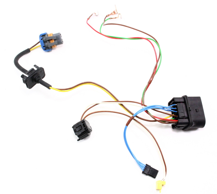 hid internal headlight bulb wiring harness 02 04 audi a6. Black Bedroom Furniture Sets. Home Design Ideas