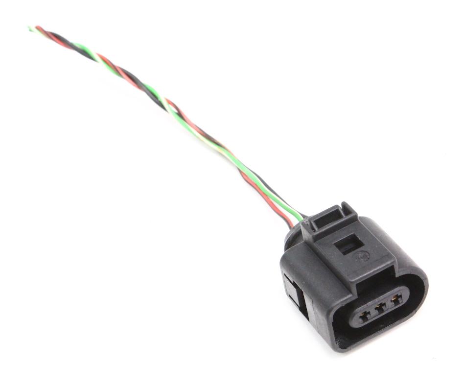 Camshaft Cam Sensor Pigtail Plug Connector 02-04 Audi A4