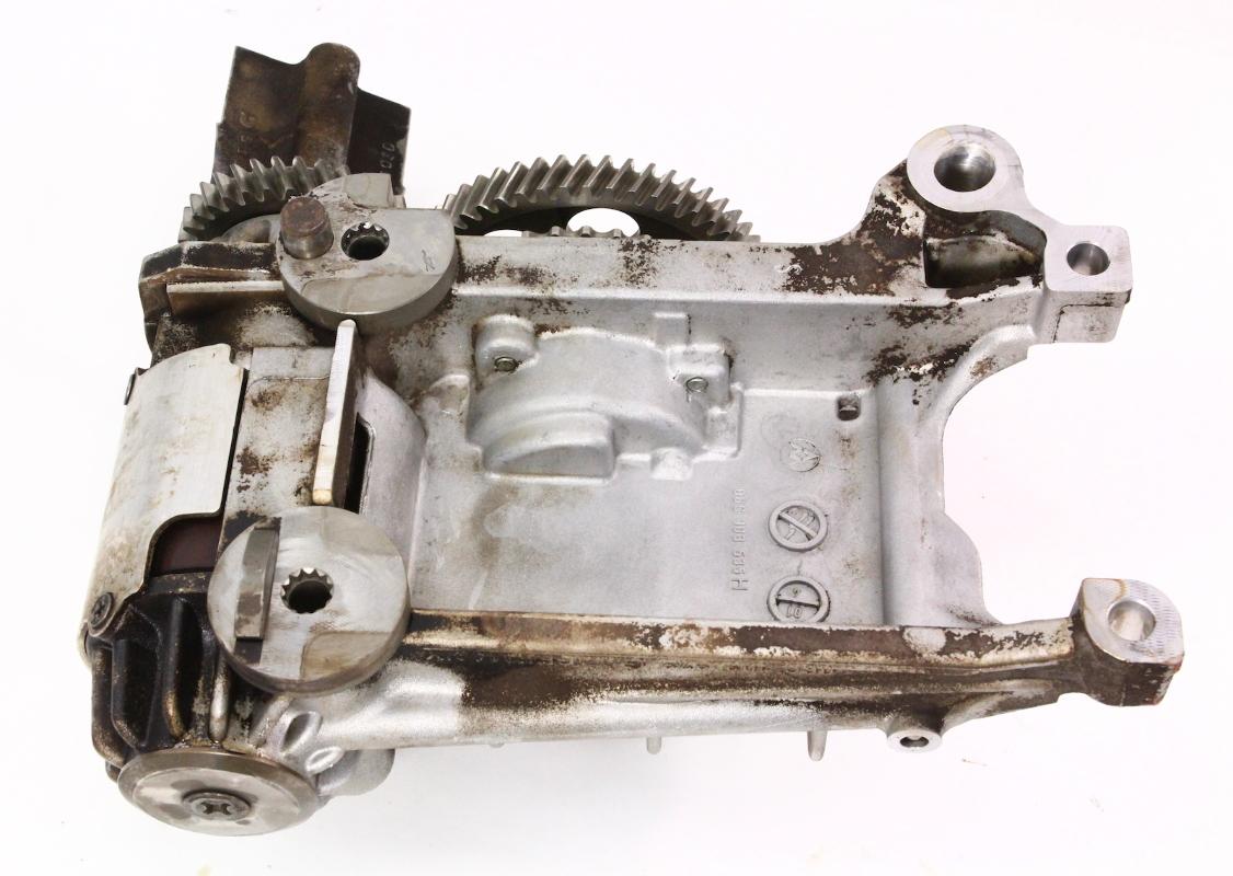 Engine oil pump avk 3 0 v6 02 04 audi a6 c5 a4 b6 for Audi a6 motor oil