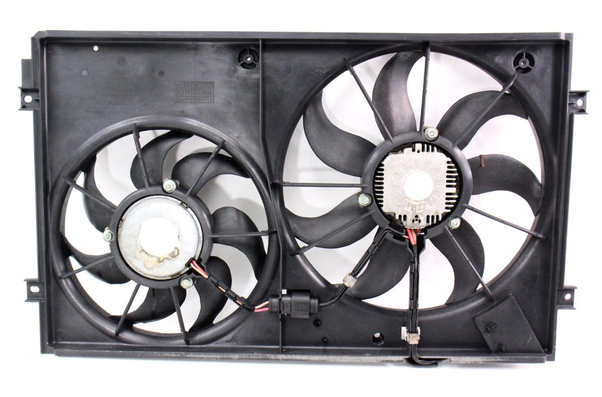 Cooling Fans: Cooling Fans Volkswagen Jetta