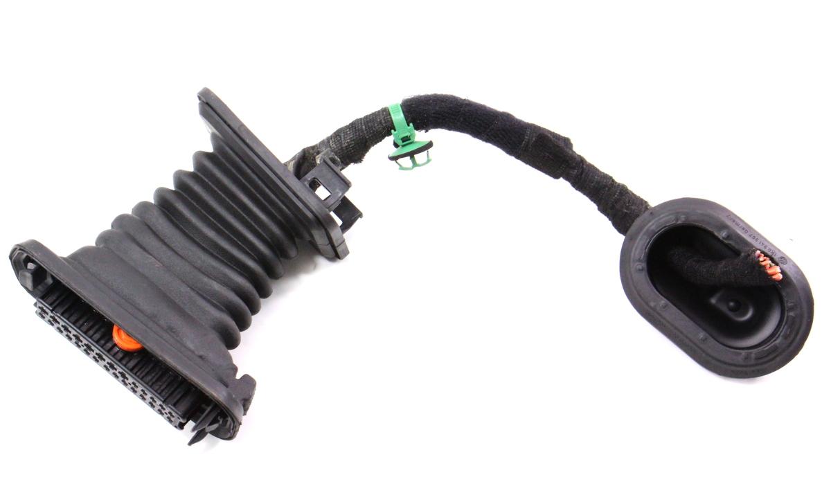 Lh driver front door wiring harness connector pigtail 05 for 06 jetta driver door harness