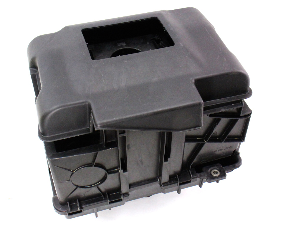 battery box tray cover lid 01 05 vw jetta golf gti mk4 genuine. Black Bedroom Furniture Sets. Home Design Ideas