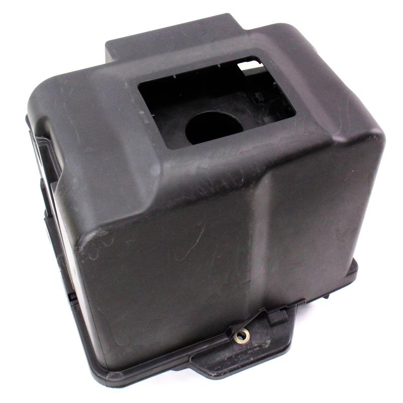 battery box tray cover lid 01 05 vw jetta golf gti mk4 genuine. Black Bedroom Furniture Sets. Home Design Ideas