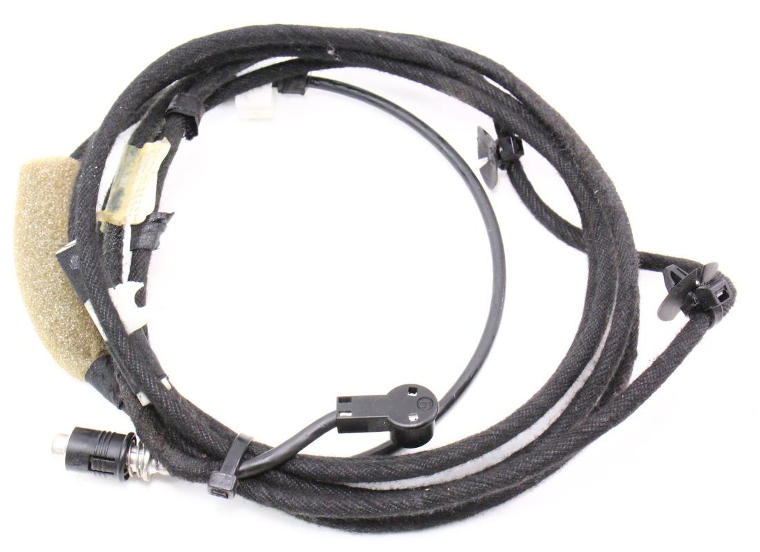 Jetta Radio Wiring Harness : Radio to antenna cable wiring harness vw golf gti