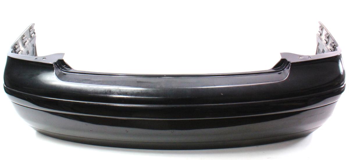 genuine vw rear bumper cover   vw jetta sedan mk  black carpartssale