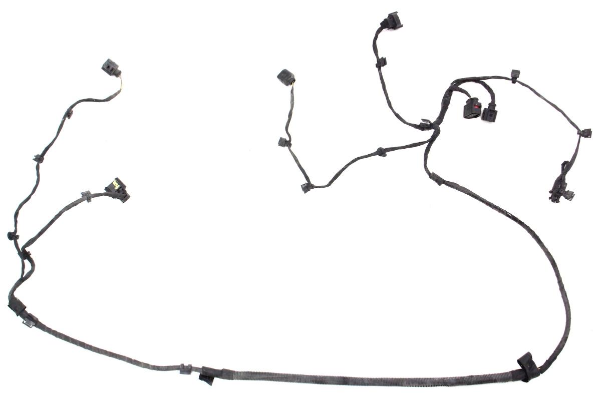 front bumper wiring harness 04 06 vw phaeton. Black Bedroom Furniture Sets. Home Design Ideas