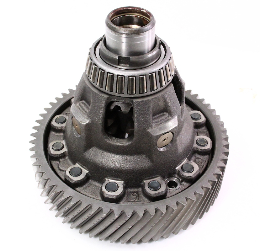 Transmission For Volkswagen Jetta: Automatic Transmission Differential Code: KGL 08-10 VW