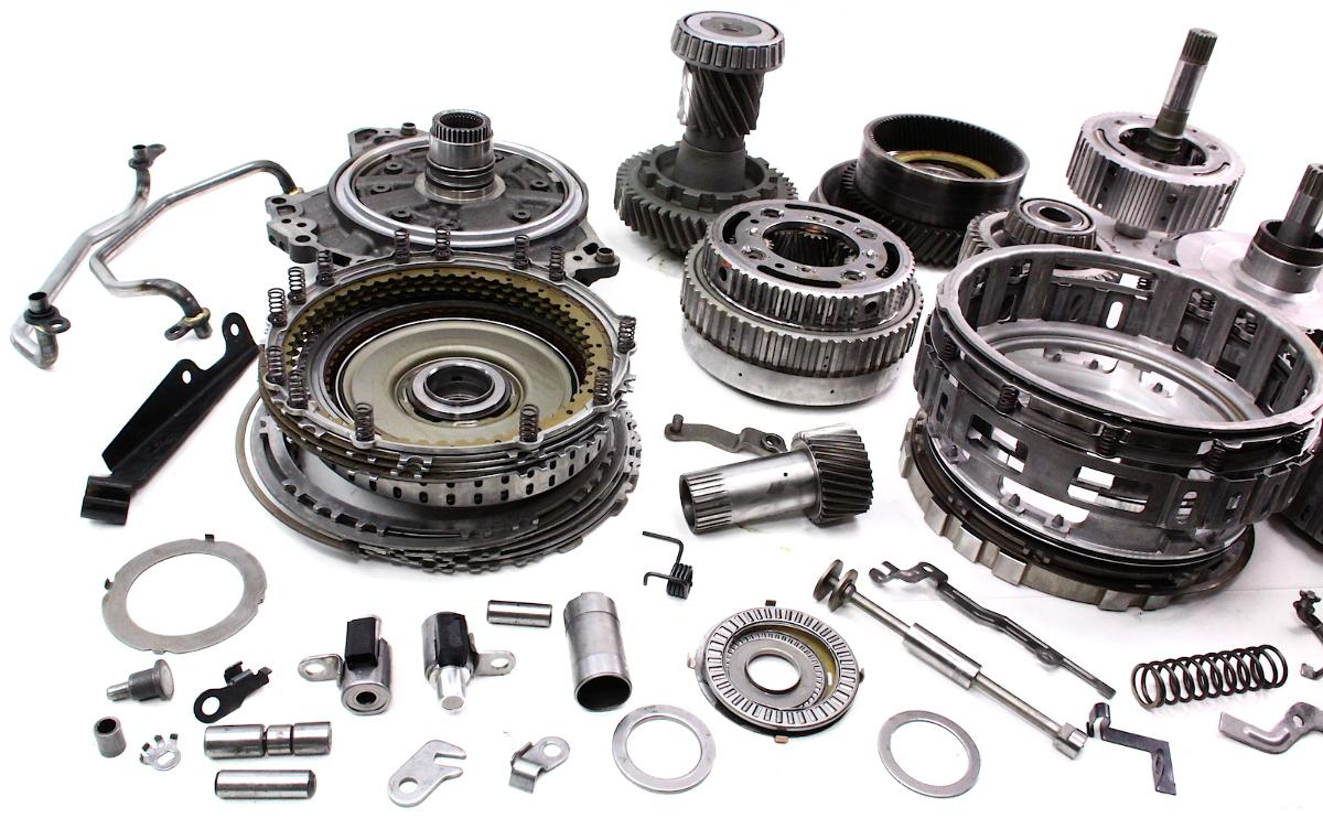 Automatic Transmission Internal Parts Lot Gears KGL 08-10 ...