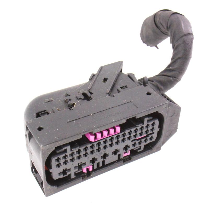 Abs Brake Module Pigtail Connector Plug 2004 Vw Phaeton