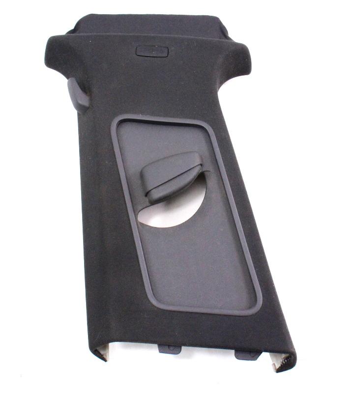 LH B Pillar Seat Belt Slider Trim Cover 05-10 VW Jetta GLI