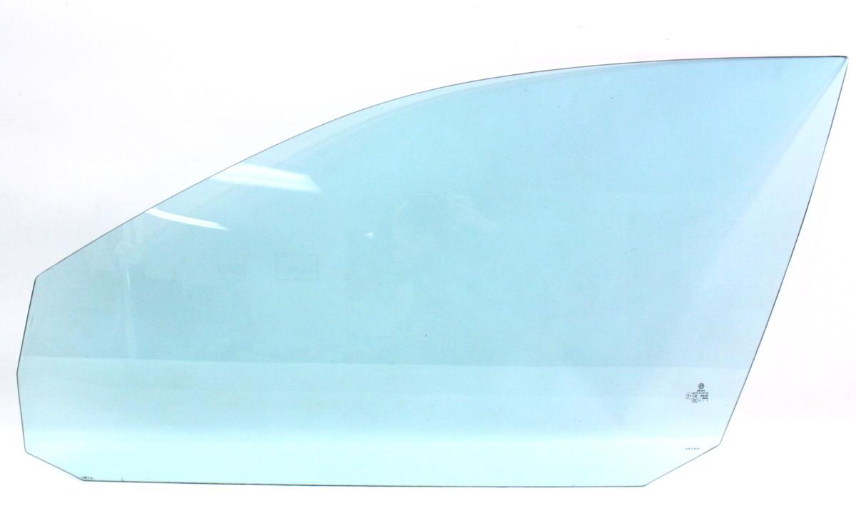 Lh Front Door Window Glass 05 10 Vw Jetta Gli Mk5 Blue