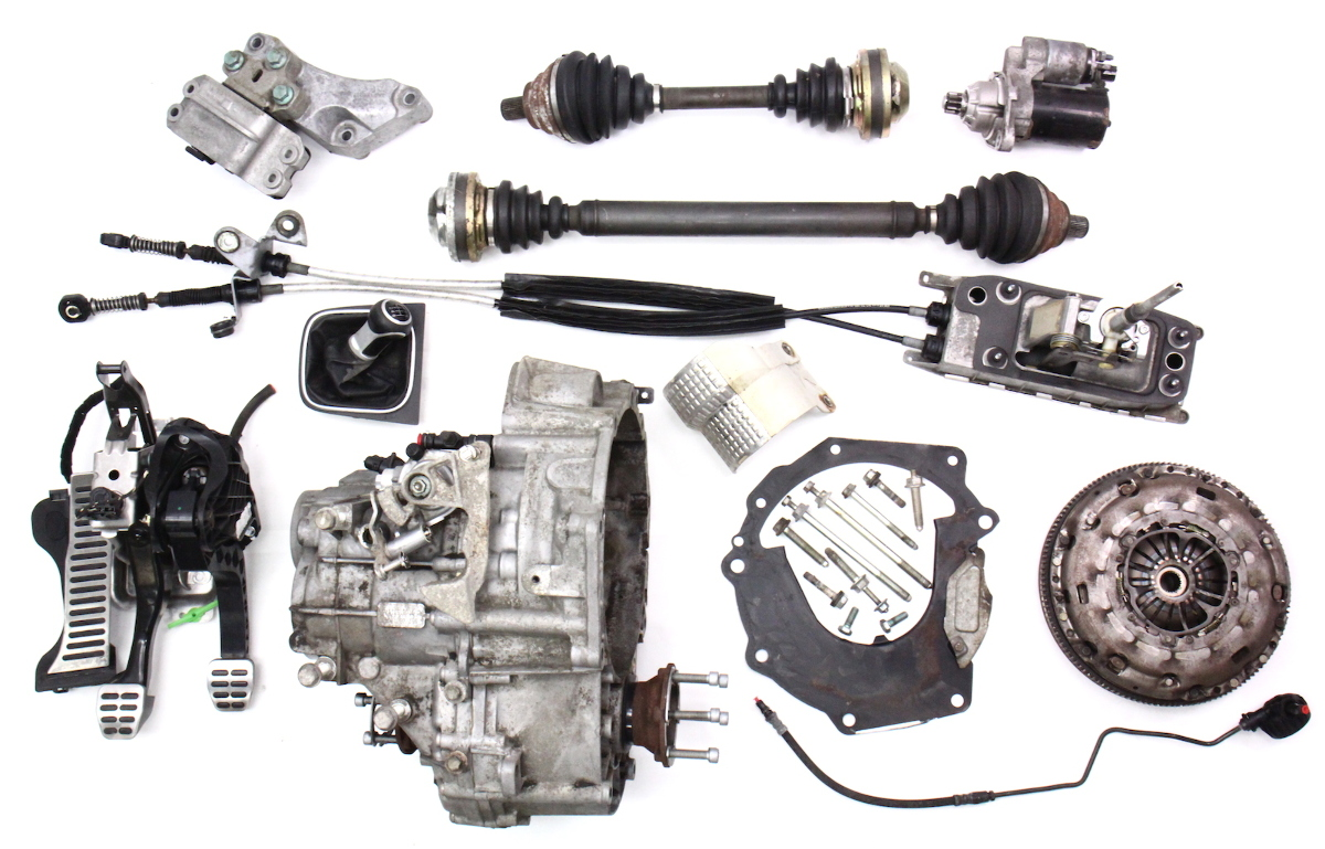 1998 land rover discovery transmission diagram 6 speed manual transmission swap kit 05-10 vw jetta gli ...