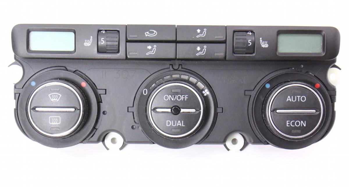 B6 Passat with no AC button  : Volkswagen