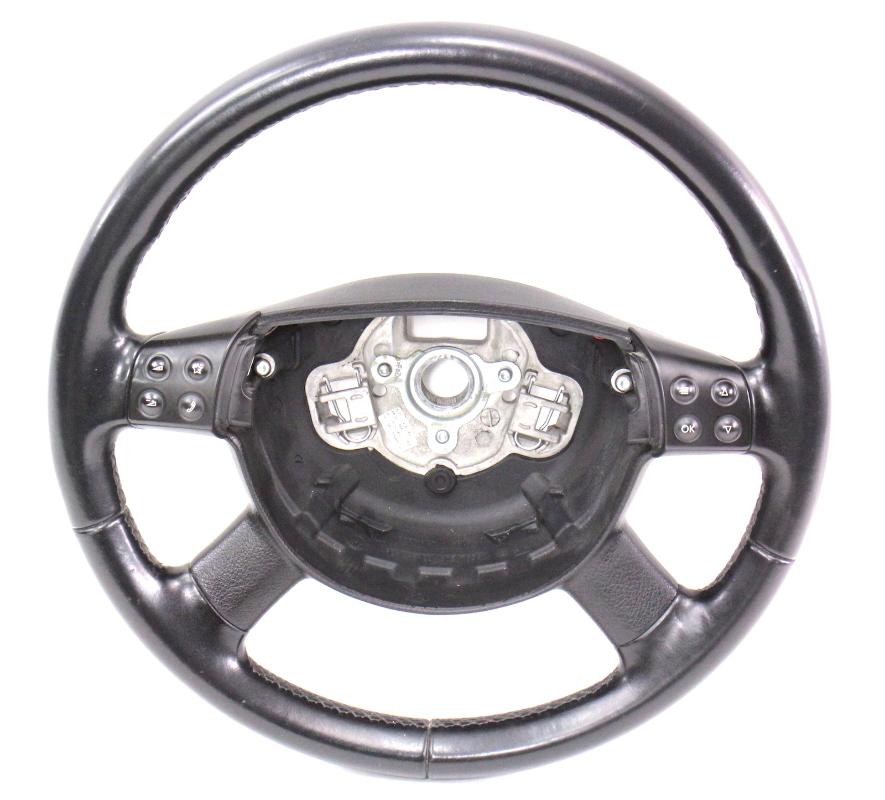 Leather Steering Wheel 2006 VW Passat B6 Genuine - 3C0 419 091 J   eBay