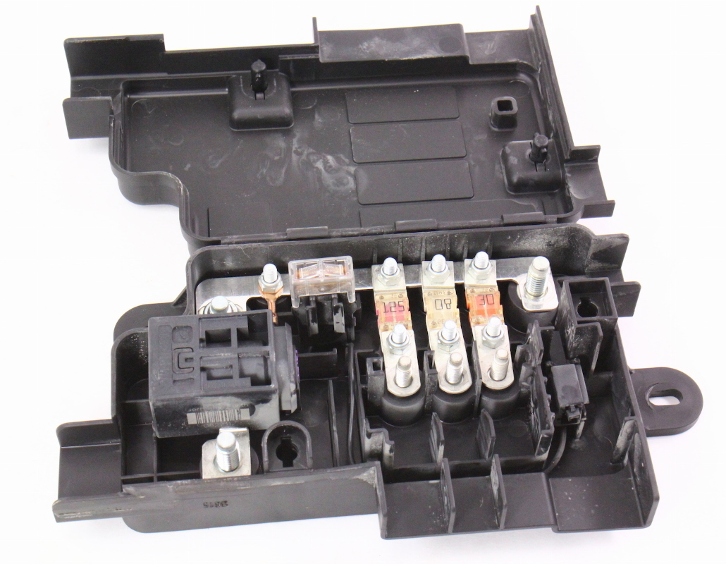 Battery overload trip switch fuse box vw passat b