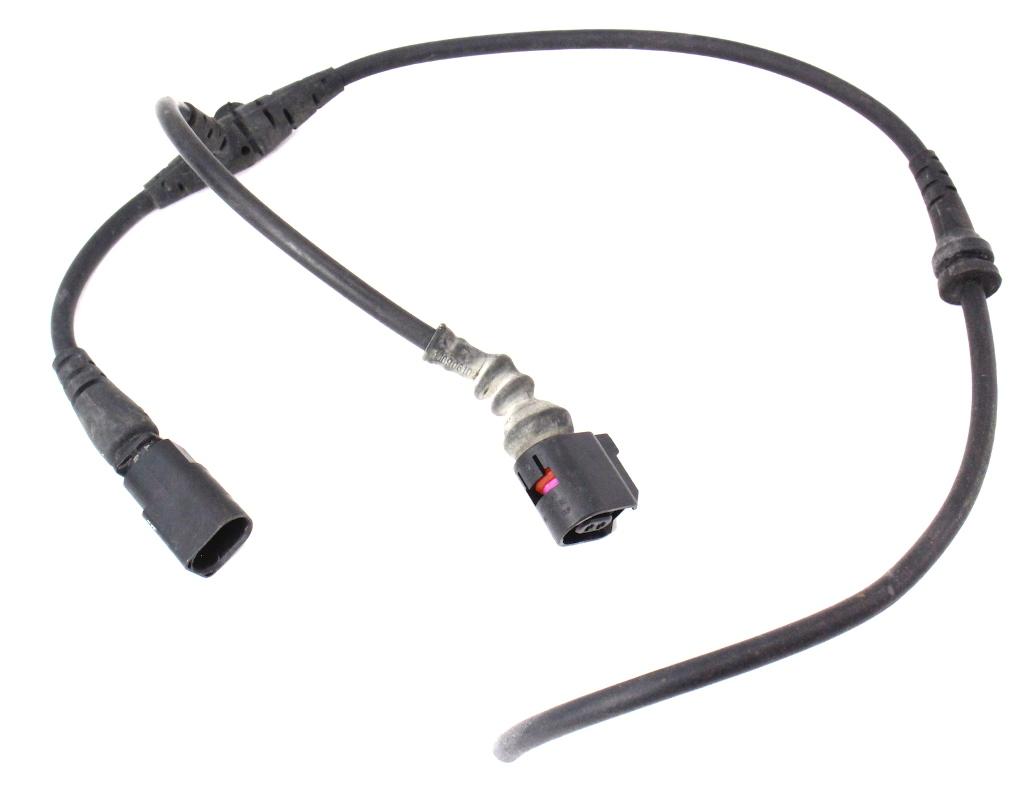abs brake pad sensor wiring plug pigtail 06 10 vw passat. Black Bedroom Furniture Sets. Home Design Ideas
