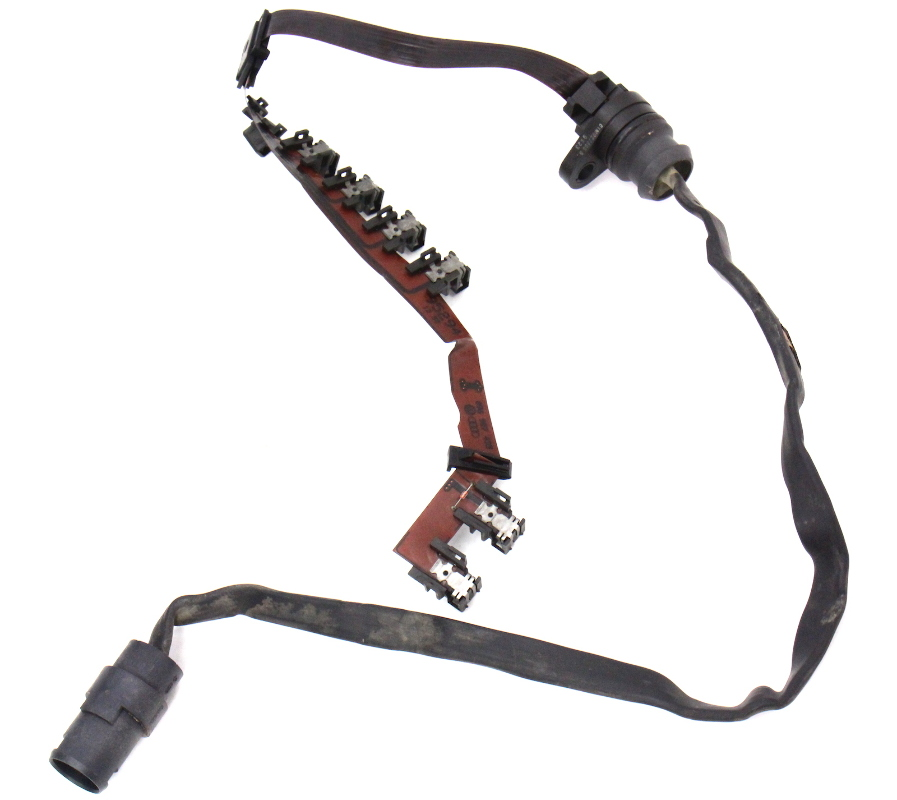 Automatic transmission valve body wiring harness vw
