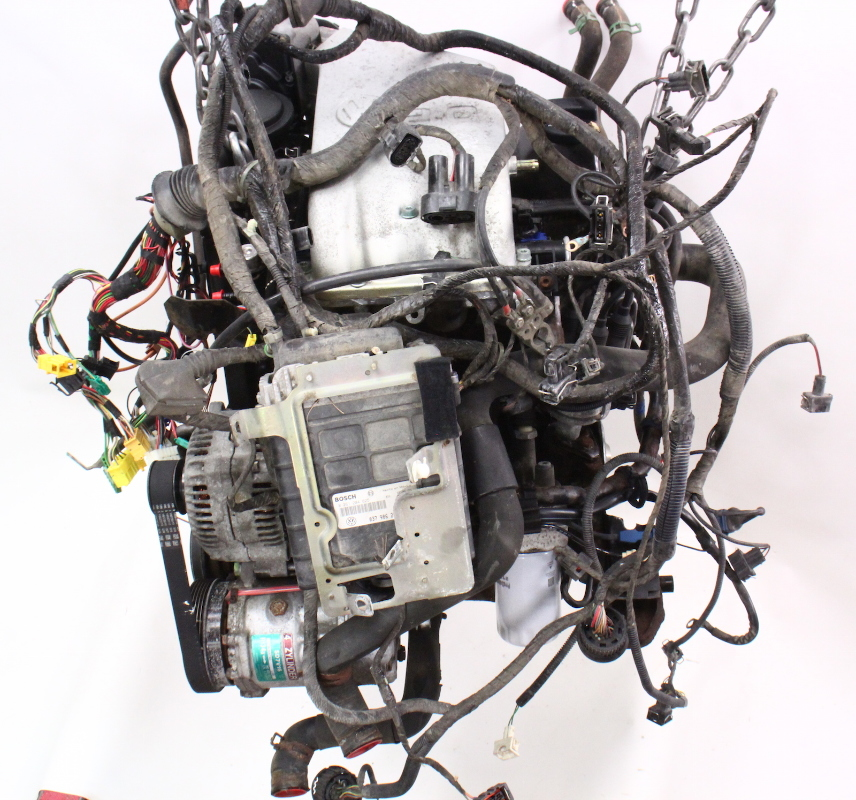 72k 2 0 aba engine motor swap vw jetta golf gti w wiring. Black Bedroom Furniture Sets. Home Design Ideas