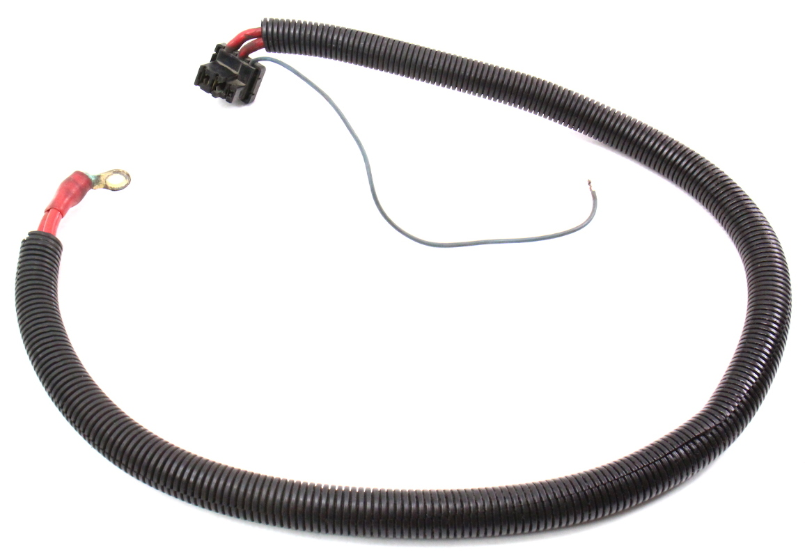 Alternator wiring harness vw jetta rabbit gti scirocco mk