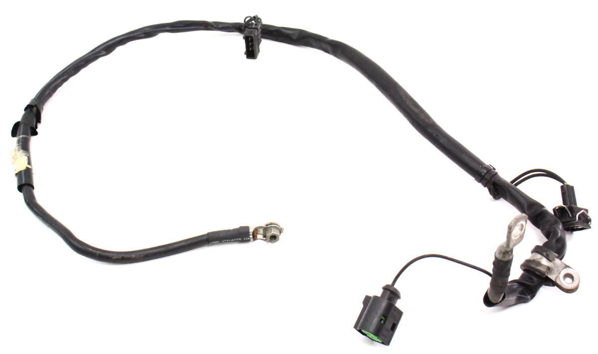 starter alternator wiring harness 2005 vw jetta ac
