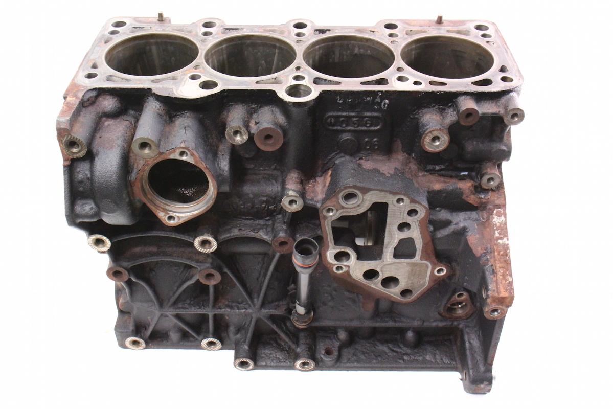 How Much Does It Cost To Rebuild An Engine >> Bare Engine Cylinder Block BPY 2.0T 05-09 VW Jetta GTI MK5 Audi A3 TT Passat Eos | eBay