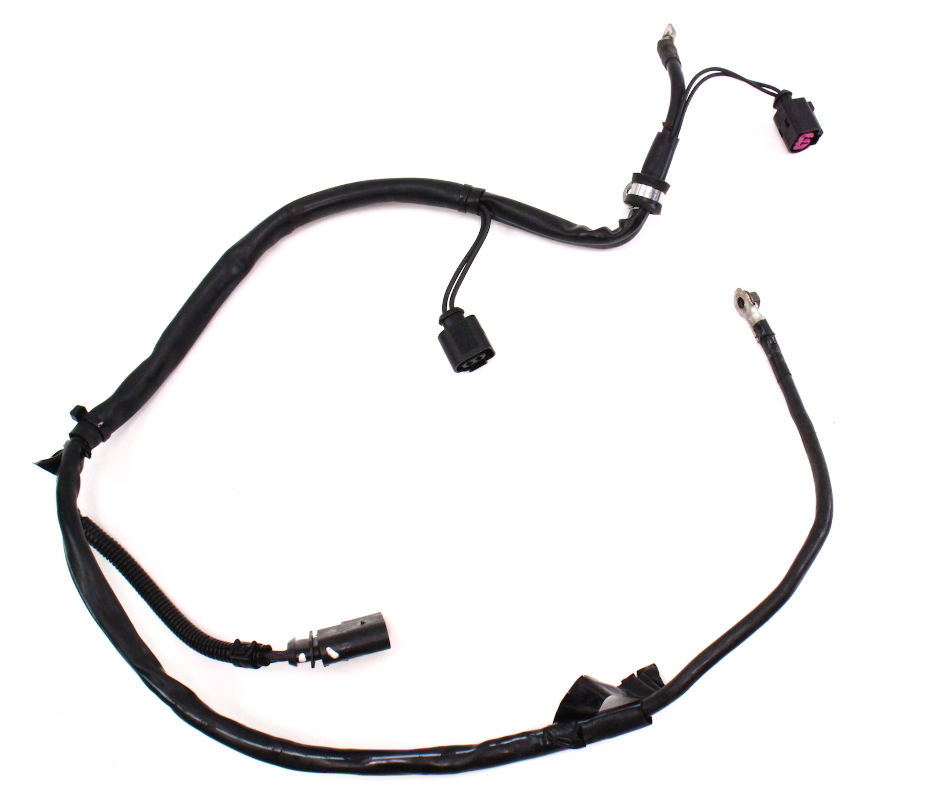 Alternator Starter Ac Wiring Harness 04