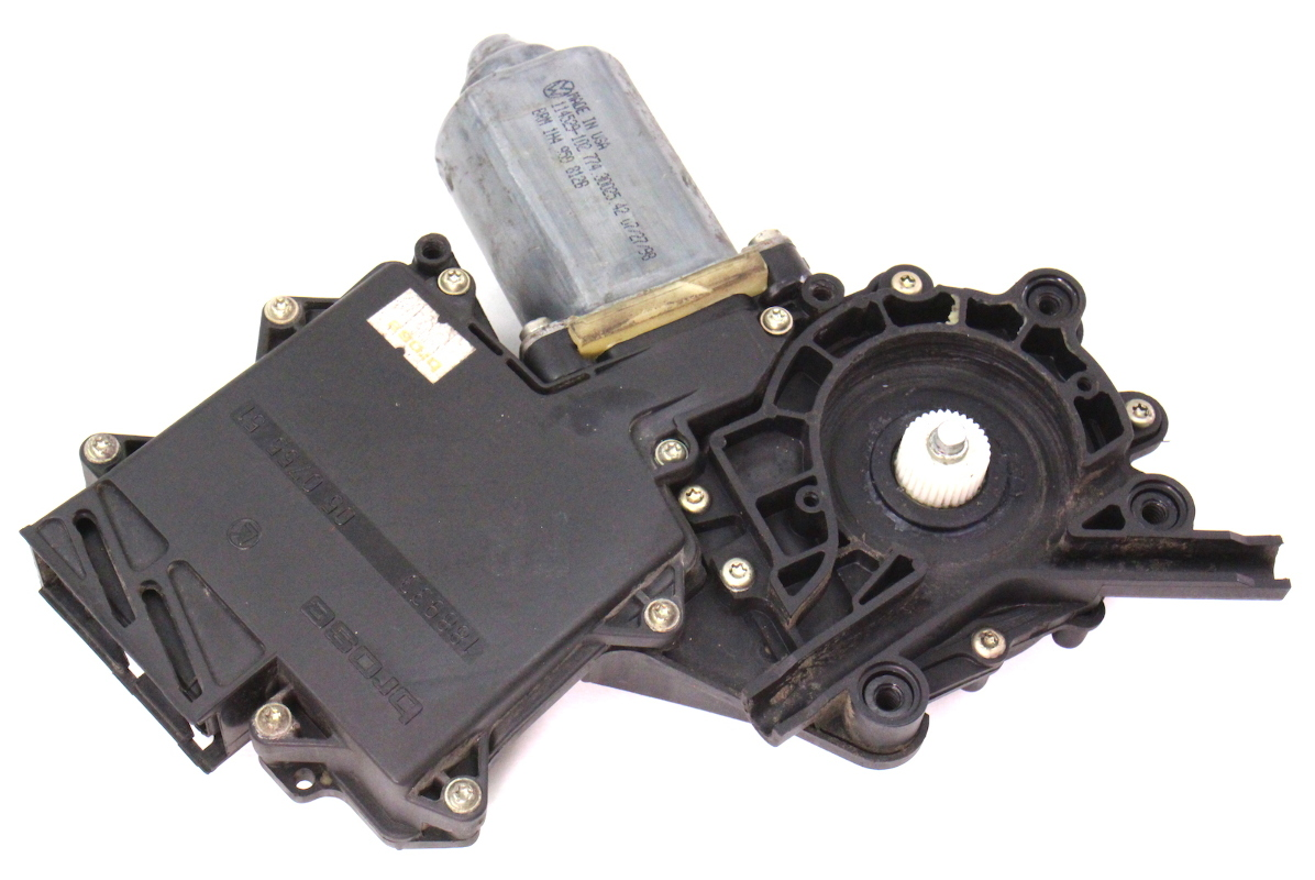 RH Rear Power Window Motor 93-99 VW Jetta MK3 - Genuine ...