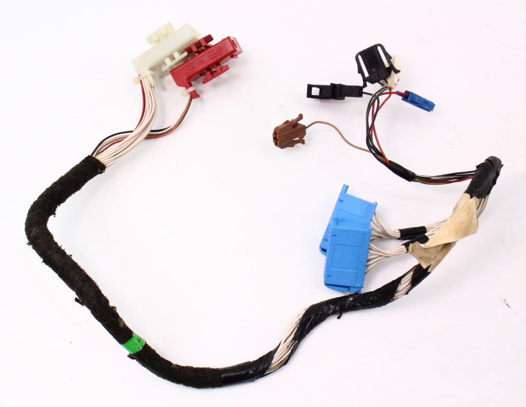gauge instrument cluster wiring harness vw jetta golf gti ... instrument cluster wiring harness #12