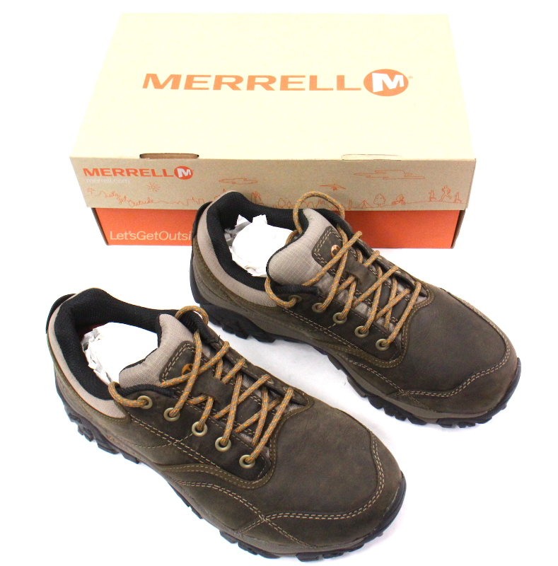 New Merrel Shoes Size 10 Wide - Moab Rover - J21301W