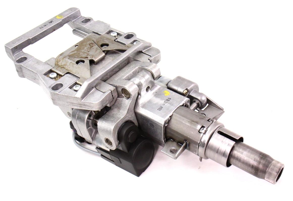 Power Steering Column Audi A6 S6 Rs6 C5 Tilt  U0026 Telescope