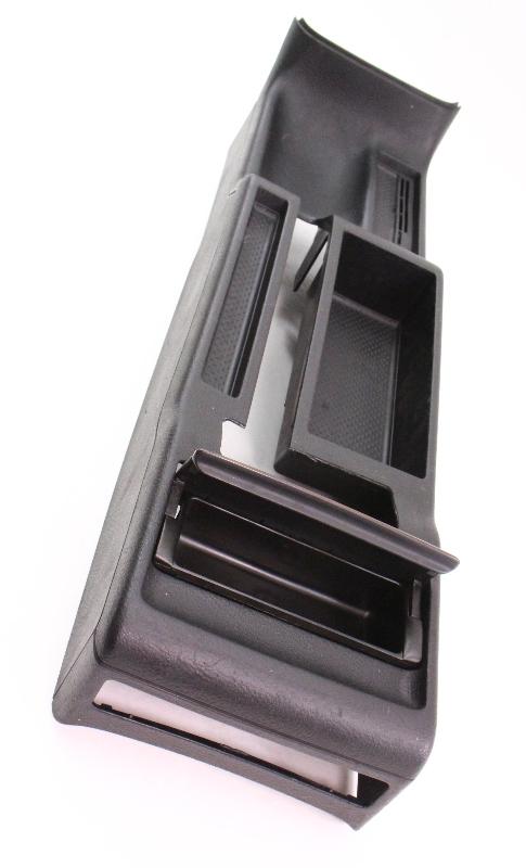 rear center console black 98 01 vw passat b5 genuine 3b0 863 323 b carparts4sale inc. Black Bedroom Furniture Sets. Home Design Ideas