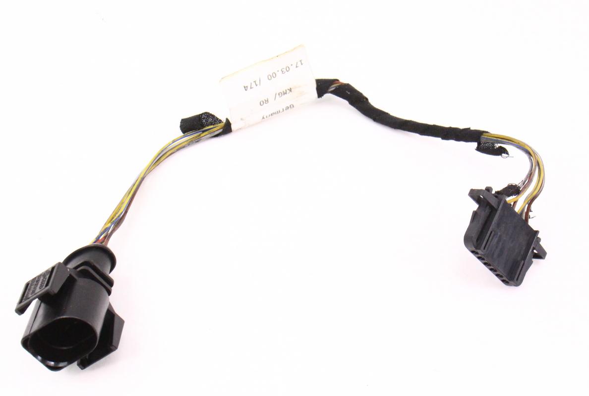 00 Audi A4 Wiring Harness Opinions About Diagram 2004 Gas Pedal Plug 99 05 Vw Passat 8d0 971 657 E Carparts4sale Inc 2012