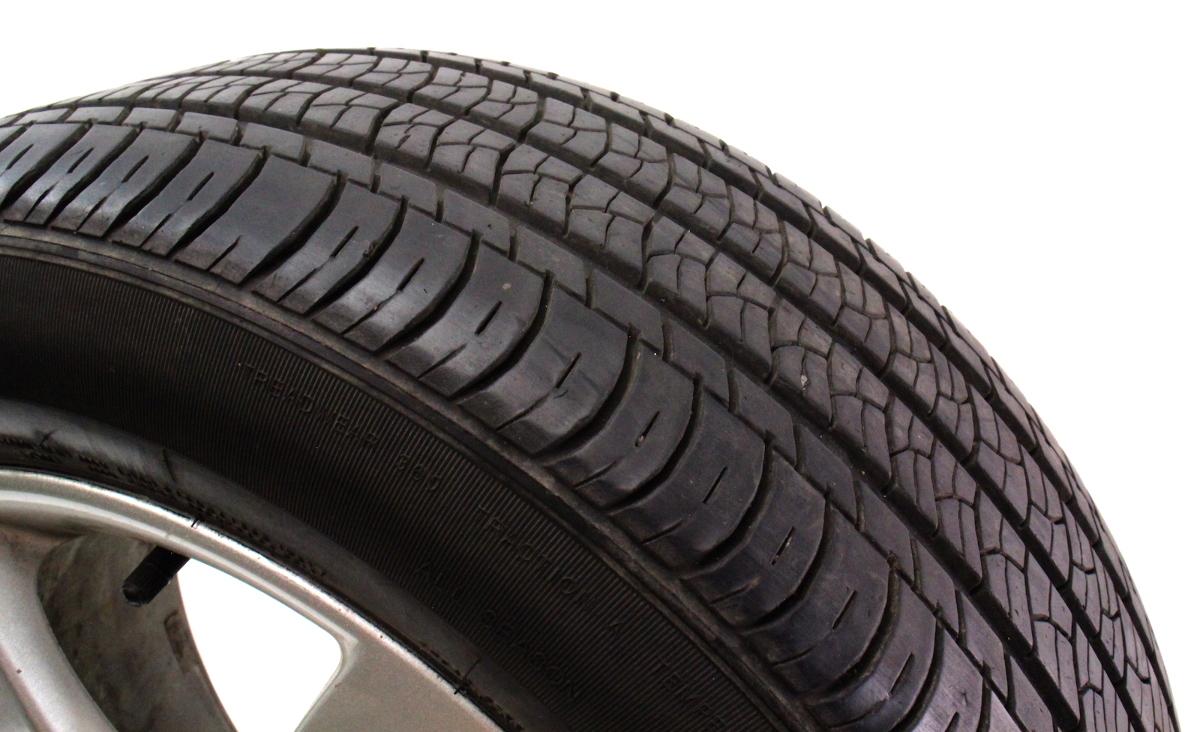 full size spare alloy wheel rim tire 16 5x112 audi a4 a6 ronal 4b0 601 025 aa. Black Bedroom Furniture Sets. Home Design Ideas