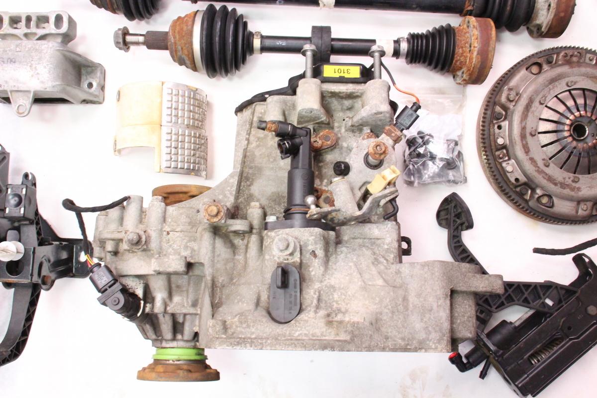 manual transmission swap parts kit 99 05 vw jetta golf mk4. Black Bedroom Furniture Sets. Home Design Ideas