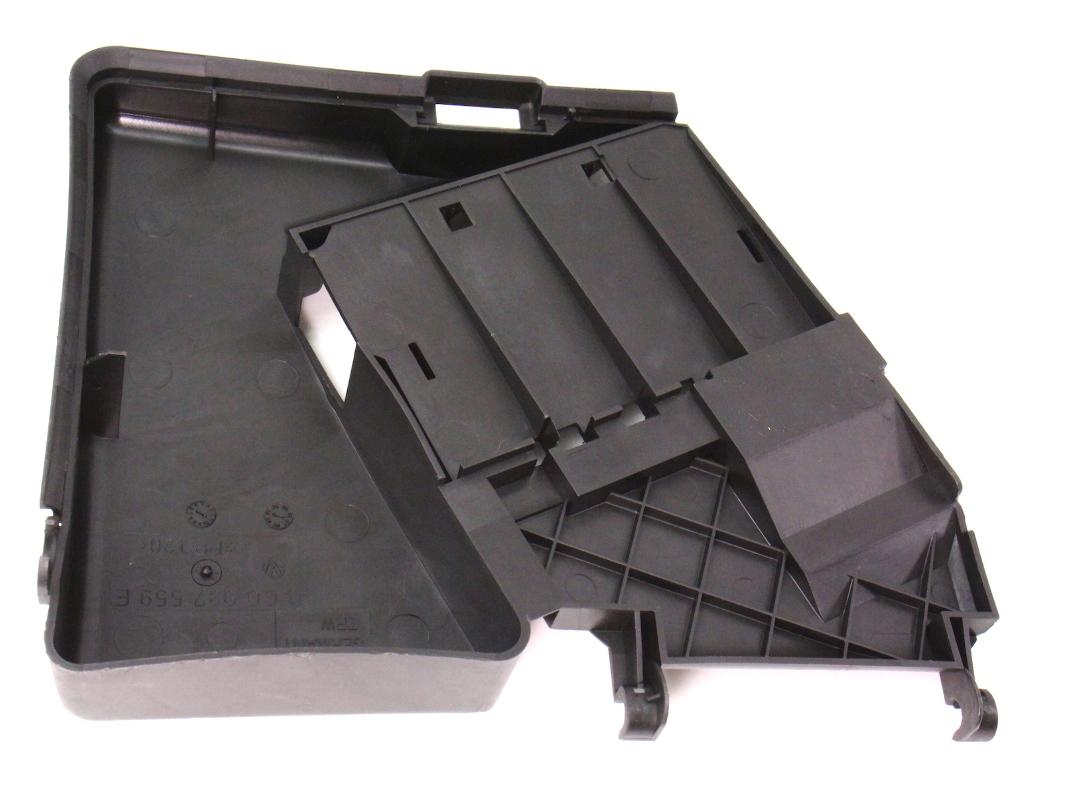 battery cover top lid 98 02 vw beetle genuine 1c0 937. Black Bedroom Furniture Sets. Home Design Ideas