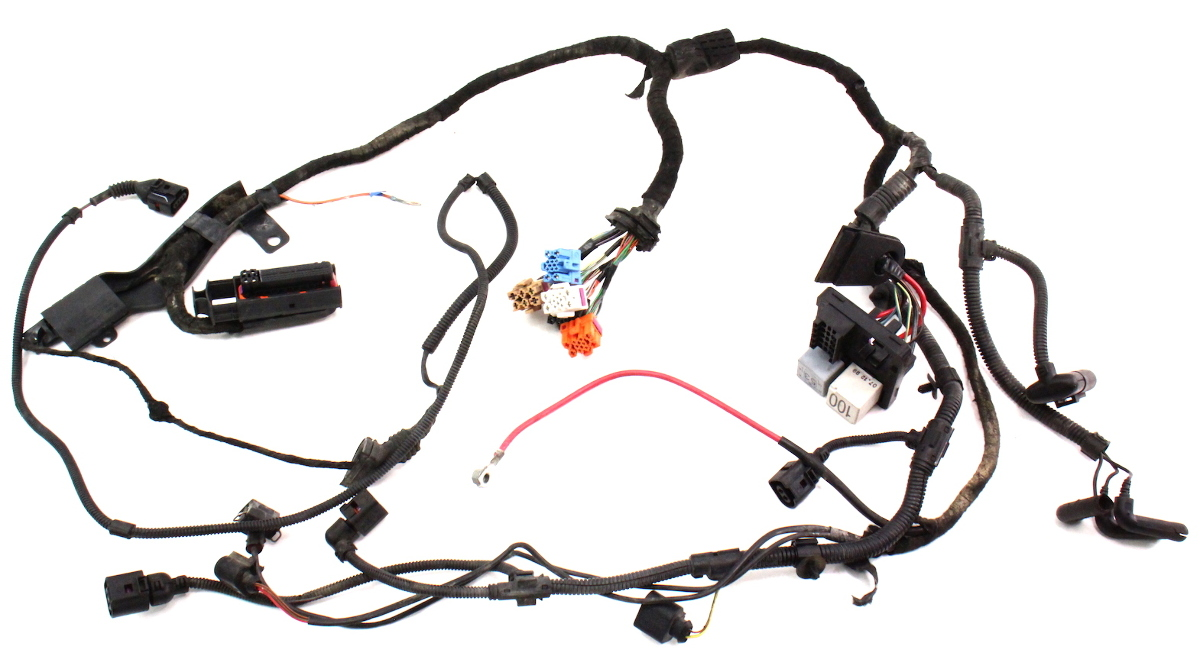 Engine bay ecu wiring harness vw jetta mk tdi