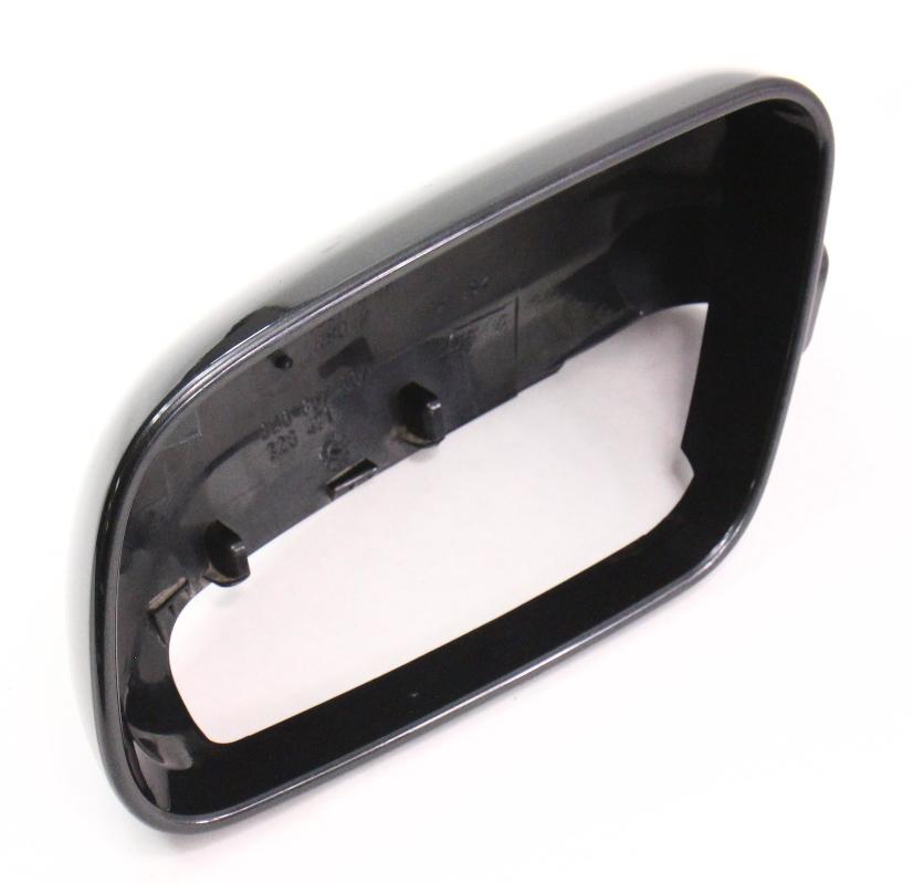 LH Exterior Side View Mirror Cap Cover 99-02 Audi A4 B5