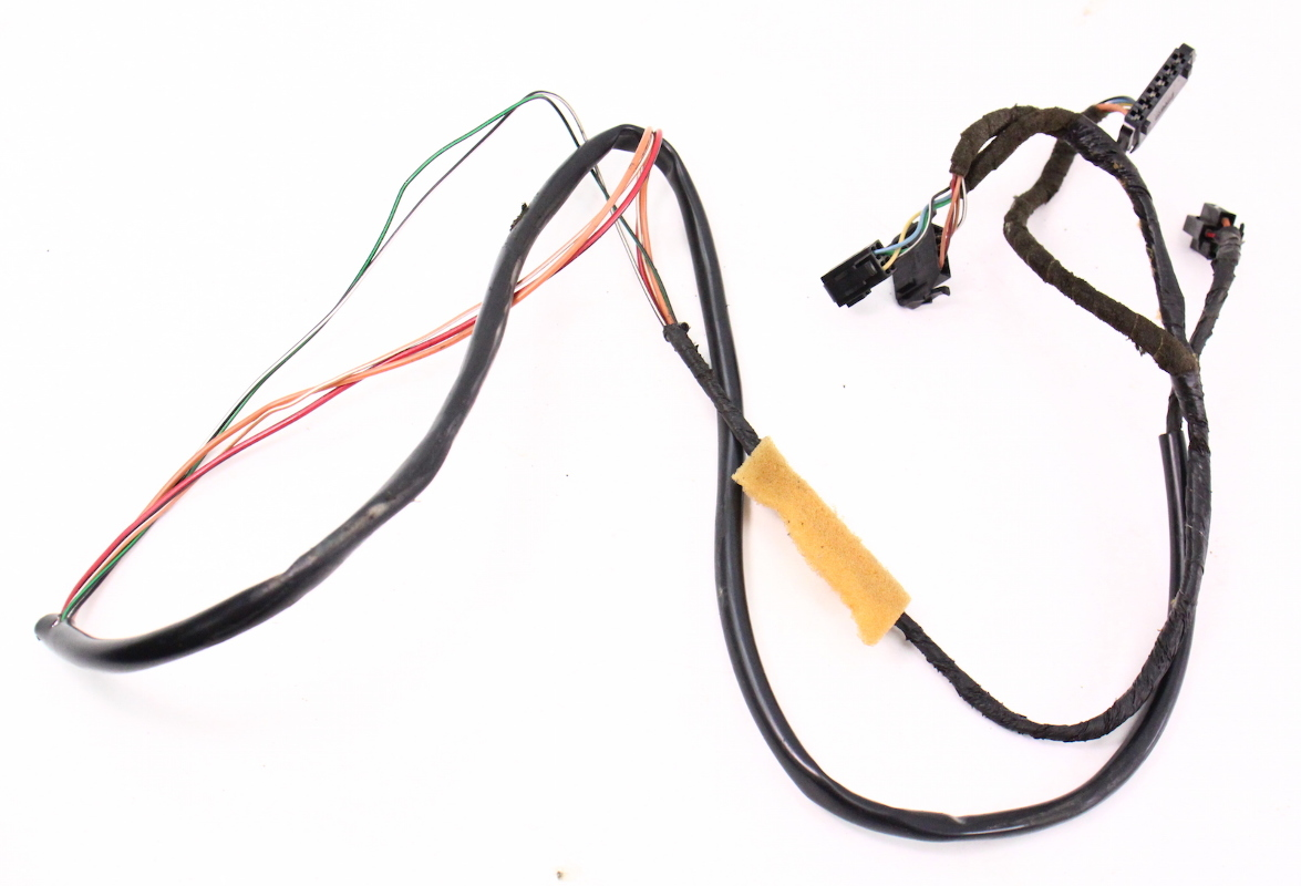 jetta wiring harness solidfonts engine harness pigtail plug wiring 2 0 aeg vw beetle jetta