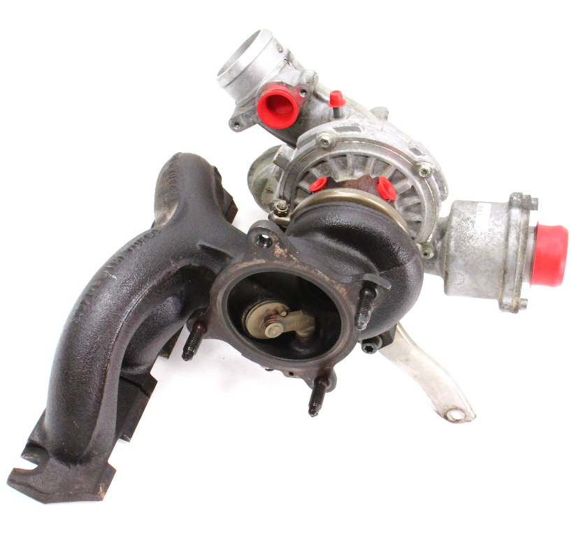 Turbo Charger Turbocharger 09-12 Audi A4 B8 A5