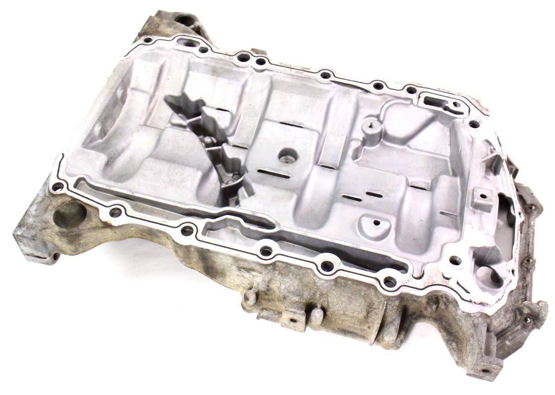 Upper Engine Oil Sump Pan 09 12 Audi A4 B8 A5 2 0T CAEB