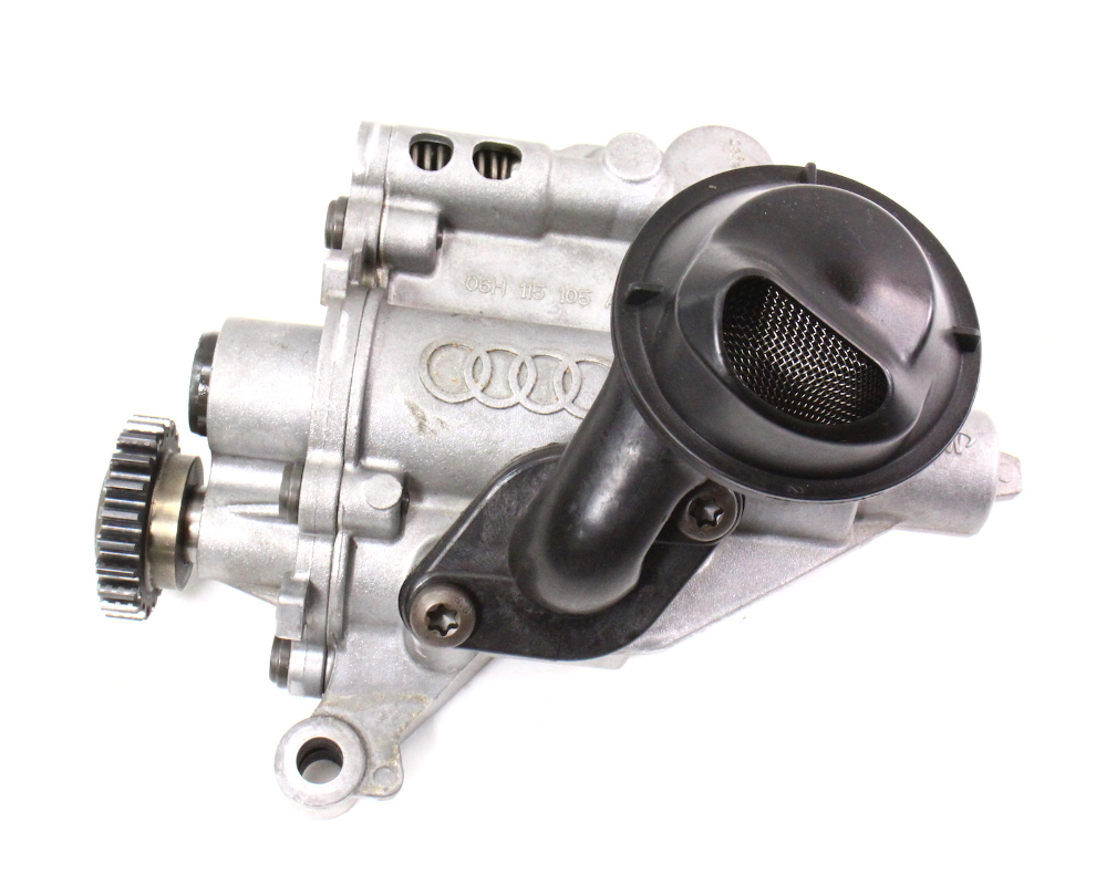 engine oil pump 09 12 audi a4 b8 a5 2 0t caeb 06h 115