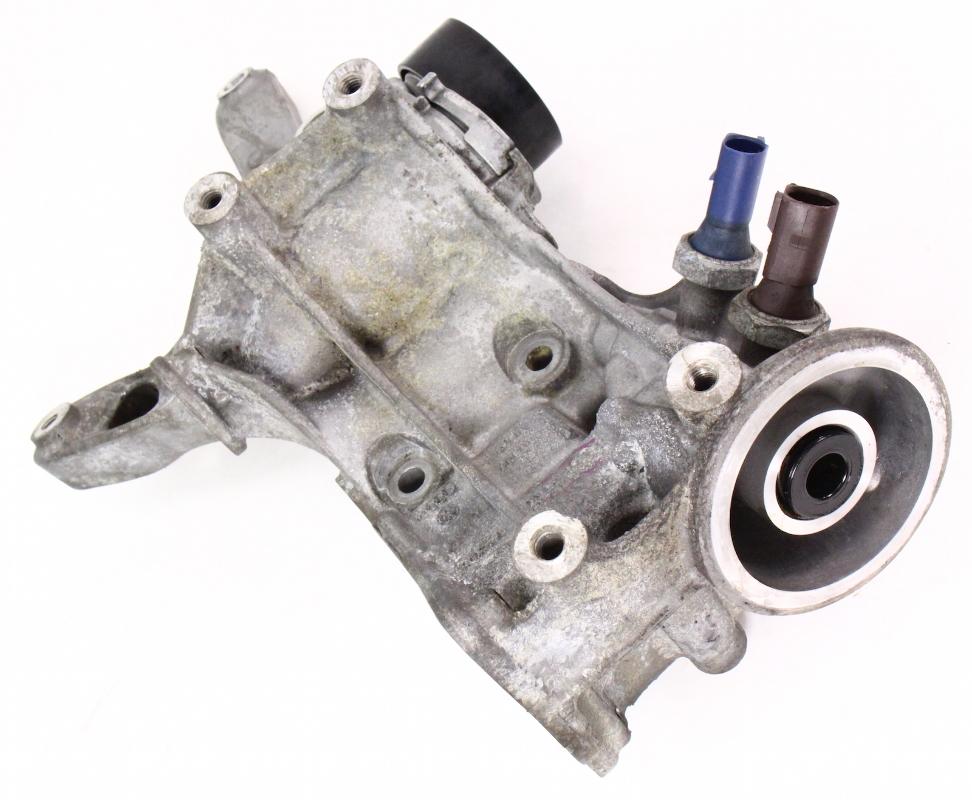Engine Oil Filter Cooler Bracket 09 12 Audi A4 A5 B8 2 0t Caeb 06j 903 143 Ak Ebay