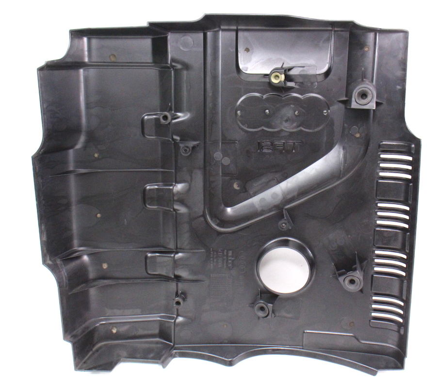 plastic engine cover 09 12 audi a4 a5 b8 2 0t tfsi caeb. Black Bedroom Furniture Sets. Home Design Ideas