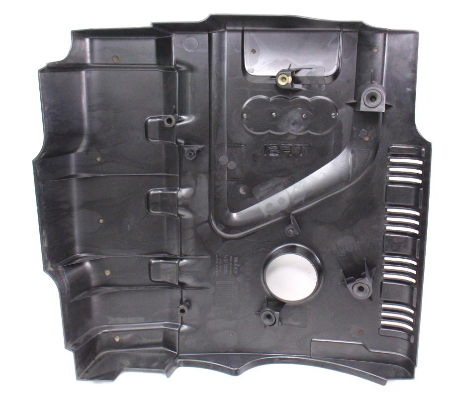 2010 Audi A4 Performance Upgrades: Plastic Engine Cover 09-12 Audi A4 A5 B8 2.0T TFSI CAEB