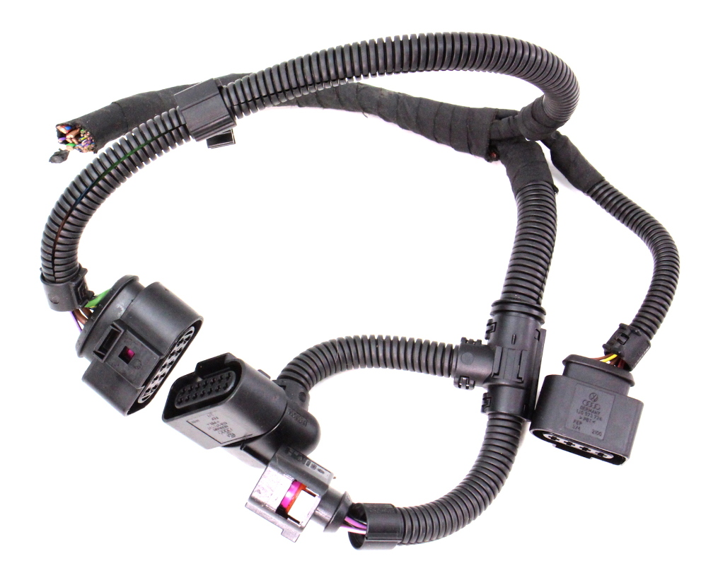 Automatic Transmission Wiring Harness Pigtail Plugs Hrn 06
