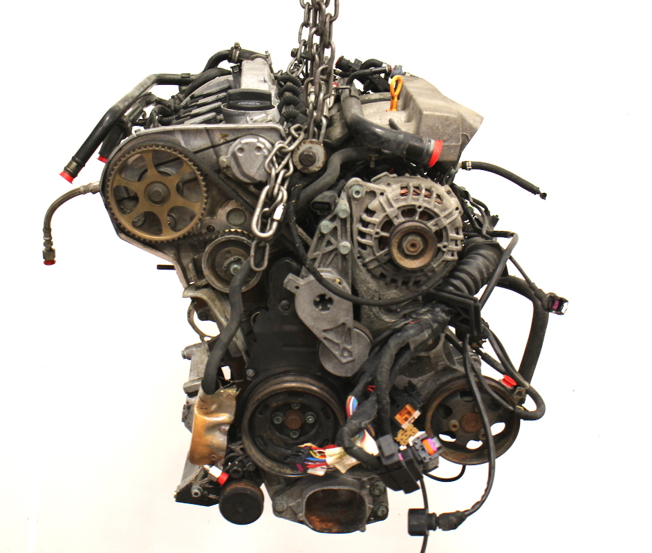 AWM 1.8T Complete Engine Assembly 00-02 VW Passat B5 Audi